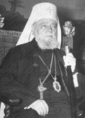Vikentije Prodanov - Serbian patriarch 1952 - 1958 (my great-grandfather) /OR/ From our personal archive No.17 (Dushan B. Hadnadjev [slowly back]) Tags: life light portrait people man love church face hat hands time spirit web traditional serbia grandfather archive documentary soul serbs stare balkans symbols 20 enlightenment orthodoxchristian orthodoxy srbija patriarch staro godslight serbianorthodox serbianorthodoxchurch  dushan    serbianpatriarch vikentijeprodanov srpskipatrijarh dushanhadnadjev