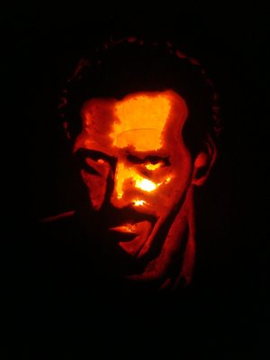 calabaza de Gregory House