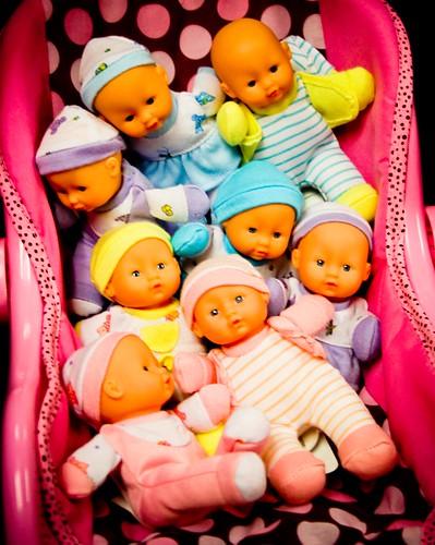 OctoMom Babies
