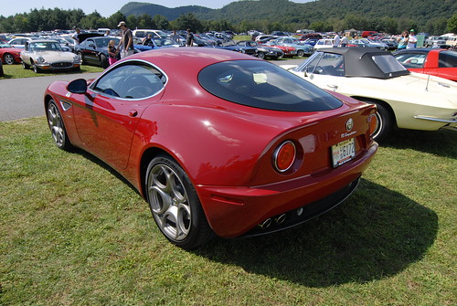 Alfa Romeo 8c Competizione Coupe. Alfa Romeo 8C Competizione coupe
