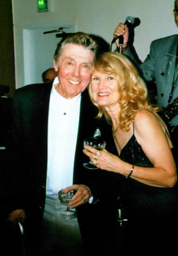 Steve Caringi (Steve Drexel) and Hilde Caringi
