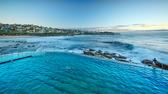 Lines - swimming (keikoellis) Tags: swimming oceanpool nsw australia bronte 1740mm4f canon6d canon seascape outdoor