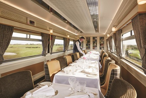 Belmond Grand Hibernian Luxury Train Club
