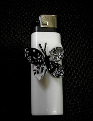 Fuxico borboleta (Minhas Crias) Tags: fuxico tecido retalhos apliques