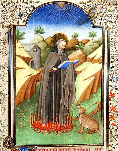 heiliger antonius eremit