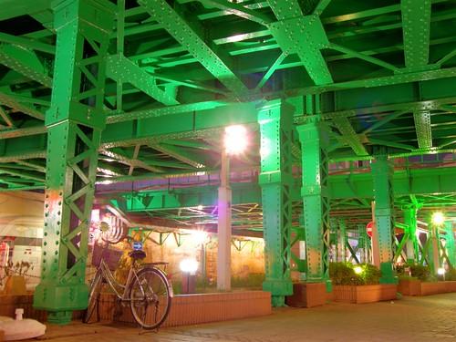 Tokyo Shimbashi Bridge