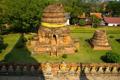 Ayutthaya_0715 (Martin Kaftan) Tags: geotagged thailand temple asia buddha buddhism places tha ayutthaya watyaichaimongkon phranakhonsiayutthaya geo:lat=1434558763 geo:lon=10059237063
