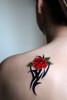Rose tatoo Gracias, mamá.
