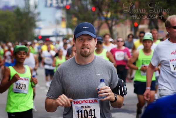 Doug running 5