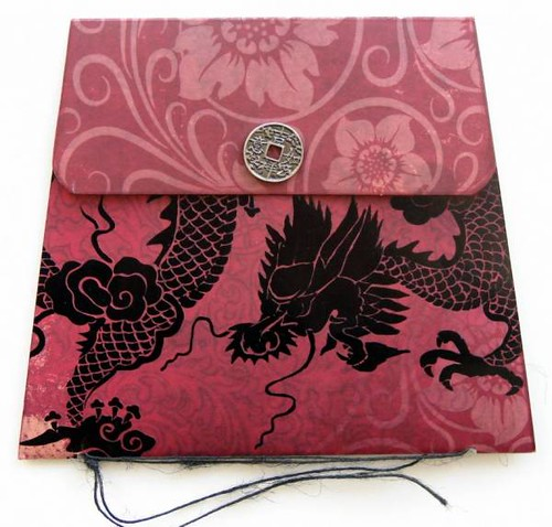 Asian Fusion Purse Book