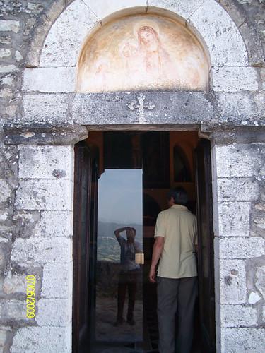 Porta d'ingresso convento - Santuario dello Speco