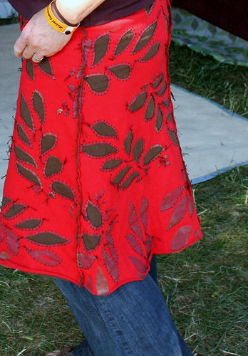 'Bama Skirt