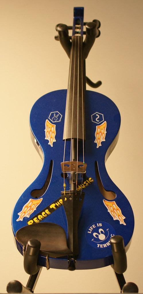 peaceful violin