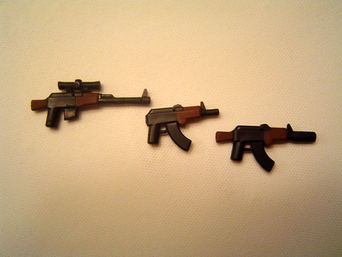 Kalashnikov set