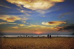 One fine Day at Miramar Goa !! (Anoop Negi) Tags: world sea portrait sun india color colour tourism beach sports water river landscape photography for photo sand media place image photos delhi indian bangalore goa creative culture images tourist best po shack tradition mumbai miramar anoop journalism panjim mandovi negi panaji photosof ezee123 bestphotographer imagesof anoopnegi jjournalism
