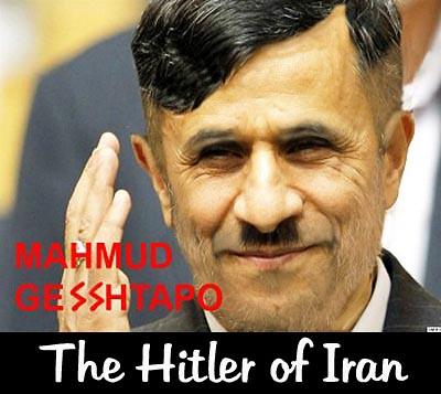 The Hitler of Iran