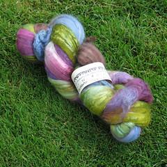 Silk / Merino (50/50) Puck's Mischief