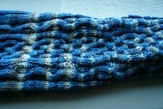Rhiannon Sock 1(Mid- Leg)