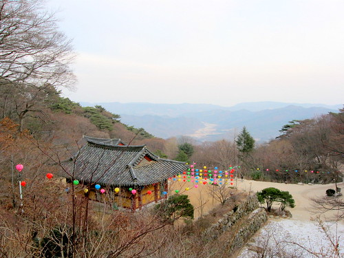 View from Seokguram Grotto
