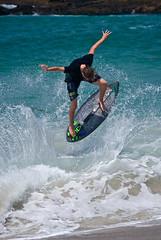 DSC_0015 (patronsaintjofro) Tags: beach surfing skimboarding aliso
