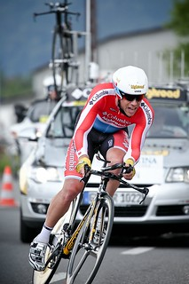 Tour de Suisse: Kim Kirchen