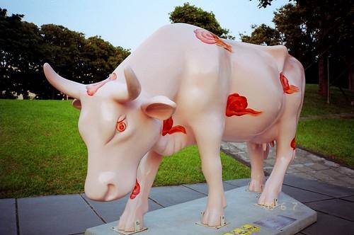 國美館奔牛