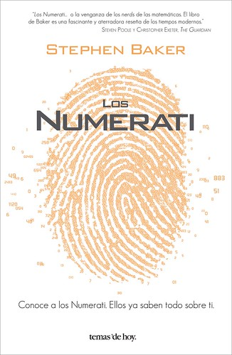 Spanish cover for The Numerati