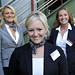 Elaine Hayes,Pamela MacIsaac and Laura Ring from Verkom