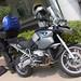 BMW R1200GS.