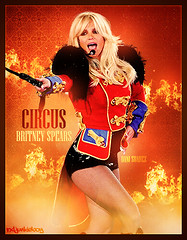 Circus :: The Circus Starring Britney Spears :: Dani Suarez :: (Mr.JunkieXL) Tags: baby eye love me boys lights tour you spears circus dani hate got britney radar suarez almis rxljunkieoy