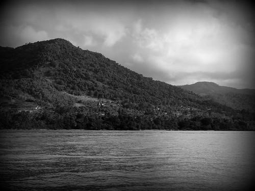 Poindimie : vue du lagon