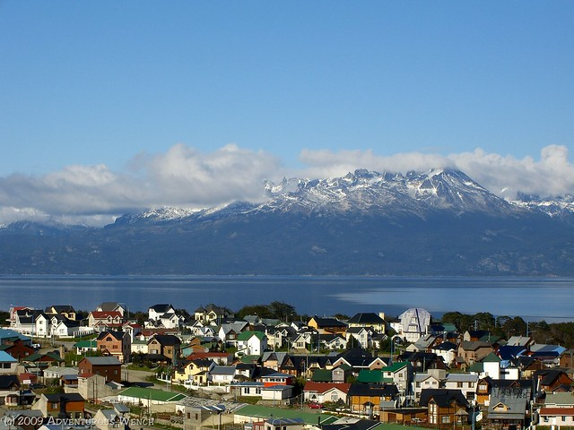 Ushuaia, the southernmost city