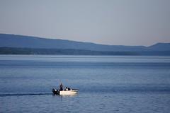 Lake Champlain Fishing