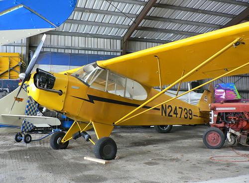 Piper J3C-65 Cub (N24739)