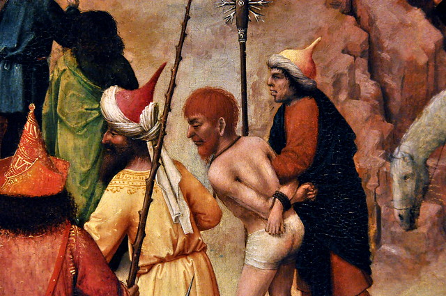 Christ bearing the Cross 11