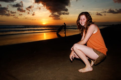salom sunset (phitar) Tags: sunset bali beach indonesia kudeta seminiak