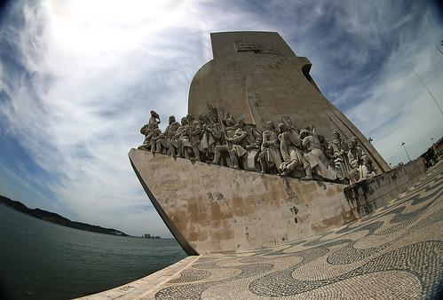 Monumento a los Descubridores (Lisboa)