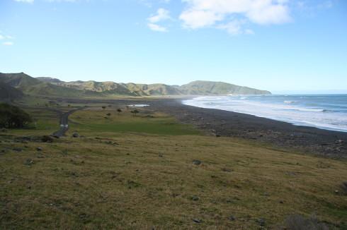 White Rock bay