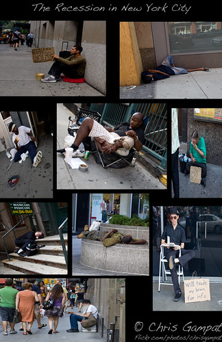 The Recession in New York City