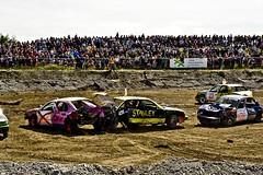 Rear collision (Zach Bonnell) Tags: newfoundland canonxt derby gander tamron1750f28 festivalofflight