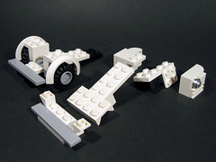 Truck Disassembly 4 (legovaughan) Tags: truck lego instructions disassembly moc