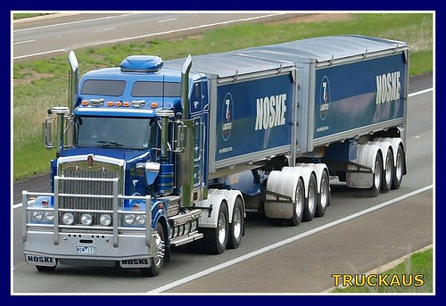 Minute man truckers favorite flickr photos picssr noske kenworth t904 heading north on the hume hwy publicscrutiny Gallery