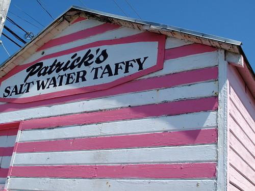 Patrick's saltwater taffy