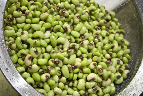 Rinsed Blackeyed Peas