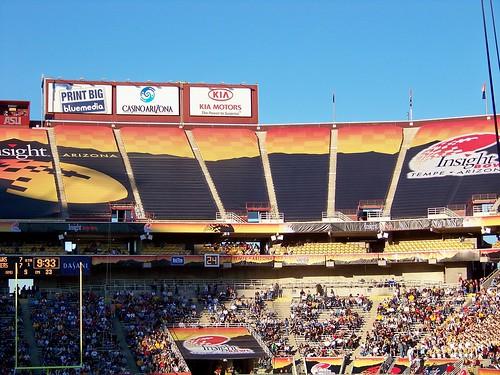 2008 Insight Bowl, Tempe AZ