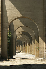 2009_08_15 24565 Railway Arches (Peter Sealy Art & Photography) Tags: goldendiamondblog