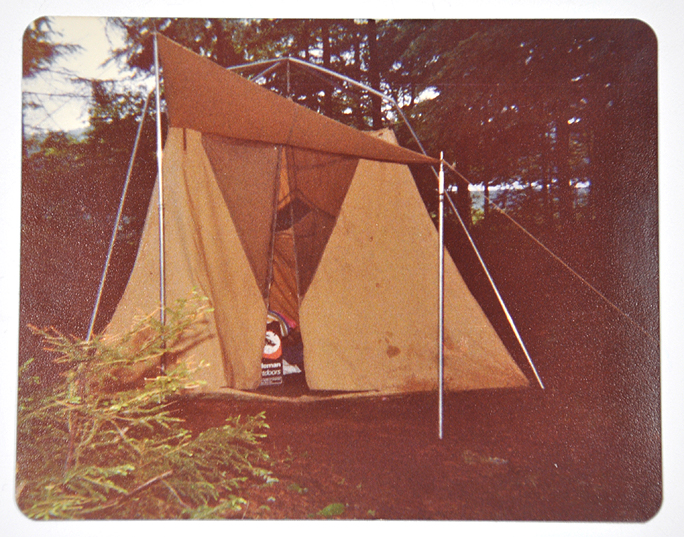 camping in 1977 b