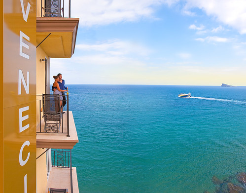 balcon por Magic Costa Blanca.