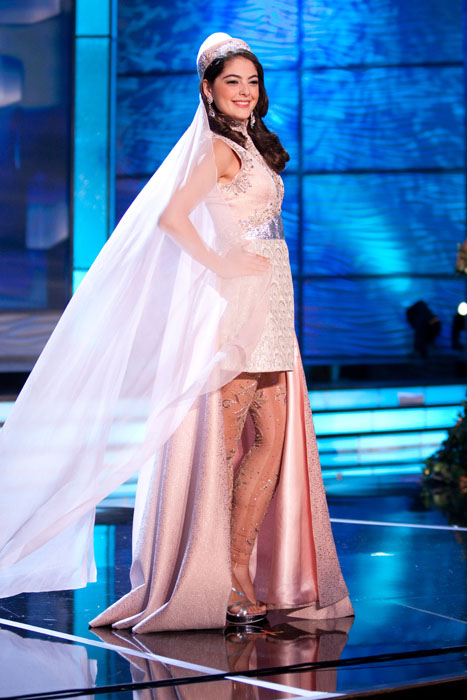 Traje Típico de Miss Líbano