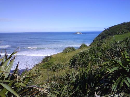 Muriwai, August 21